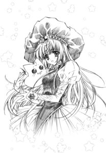 Rating: Safe Score: 7 Tags: carnelian monochrome reen_kadorer User: Feito