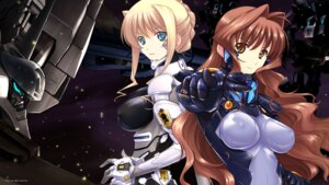 Rating: Questionable Score: 36 Tags: bodysuit erect_nipples ilfriede_von_feulner jinguuji_marimo jpeg_artifacts mecha miyata_ao muvluv muvluv_alternative_chronicles wallpaper User: WhiteExecutor