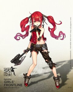 Rating: Safe Score: 37 Tags: girls_frontline gun infukun tagme torn_clothes weapon User: WtfCakes