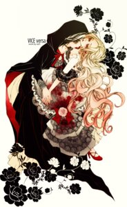 Rating: Safe Score: 11 Tags: blood dress heels sizh User: charunetra