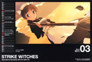 Rating: Safe Score: 15 Tags: lynette_bishop overfiltered shimada_humikane strike_witches User: fireattack