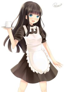 Rating: Safe Score: 22 Tags: maid retoriro signa User: Nekotsúh