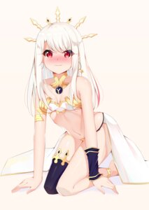 Rating: Questionable Score: 38 Tags: bikini_armor cleavage cosplay fate/grand_order fate/kaleid_liner_prisma_illya fate/stay_night illyasviel_von_einzbern ishtar_(fate/grand_order) loli thighhighs tming User: yanis