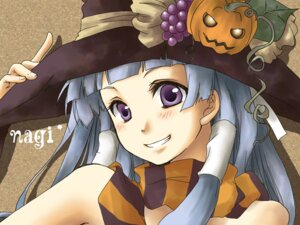 Rating: Safe Score: 5 Tags: halloween kannagi_crazy_shrine_maidens nagi User: yumichi-sama
