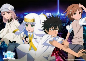 Rating: Safe Score: 20 Tags: index kamijou_touma meigo_arisa misaka_mikoto nun seifuku tanaka_yuuichi to_aru_majutsu_no_index to_aru_majutsu_no_index_the_movie User: Hatsukoi