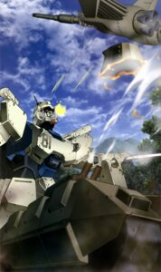 Rating: Safe Score: 6 Tags: gun gundam mecha sword the_08th_ms_team weapon User: drop