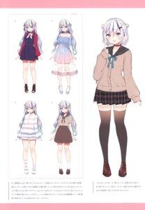 Rating: Questionable Score: 15 Tags: character_design shiino_sera User: Radioactive