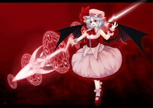 Rating: Safe Score: 13 Tags: remilia_scarlet touhou utakata weapon User: Mr_GT