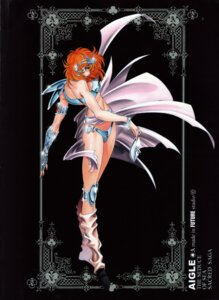 Rating: Questionable Score: 6 Tags: aquila_marin armor bikini_armor saint_seiya tagme User: Radioactive