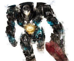 Rating: Safe Score: 22 Tags: gypsy_danger mecha miwa_shirow pacific_rim User: soryuurengazan