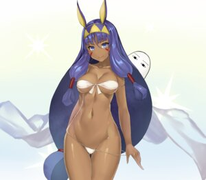 Rating: Questionable Score: 44 Tags: animal_ears bikini bunny_ears fate/grand_order medjed nakamura_nagare nitocris_(fate/grand_order) panty_pull swimsuits underboob undressing User: Mr_GT