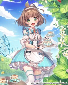 Rating: Safe Score: 21 Tags: maid thighhighs tyanotya venus_rumble User: Mr_GT