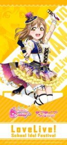 Rating: Safe Score: 18 Tags: garter heels kunikida_hanamaru love_live!_school_idol_festival love_live!_sunshine!! thighhighs User: kotorilau