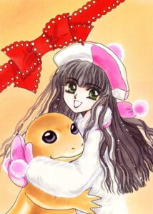 Rating: Safe Score: 1 Tags: clamp rex_kyouryuu_monogatari User: Share