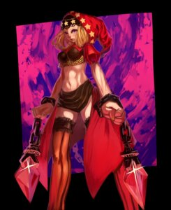 Rating: Questionable Score: 8 Tags: erect_nipples kansousamehada odin_sphere thighhighs velvet User: charunetra
