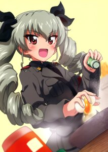 Rating: Safe Score: 11 Tags: anchovy girls_und_panzer kanau uniform User: drop
