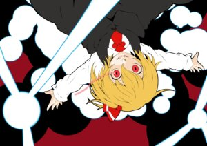 Rating: Safe Score: 4 Tags: rumia touhou tsuttsu User: Radioactive