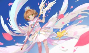 Rating: Safe Score: 22 Tags: card_captor_sakura dress heihei kerberos kinomoto_sakura weapon User: Mr_GT