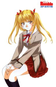 Rating: Safe Score: 8 Tags: fixme kobayashi_jin sawachika_eri school_rumble User: Radioactive