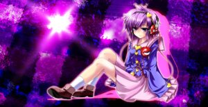 Rating: Safe Score: 10 Tags: iseno_yajin komeiji_satori touhou wallpaper User: Nekotsúh