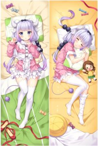 Rating: Safe Score: 72 Tags: dakimakura hitsukuya horns kanna_kamui kobayashi-san_chi_no_maid_dragon pajama saikawa_riko tail thighhighs User: Mr_GT