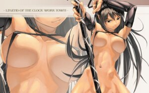 Rating: Questionable Score: 27 Tags: areola bottomless cleavage erect_nipples sun-3 sword underboob wallpaper User: switchpoint