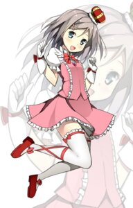 Rating: Safe Score: 60 Tags: hentai_ouji_to_warawanai_neko sky-freedom thighhighs tsutsukakushi_tsukiko User: Radioactive
