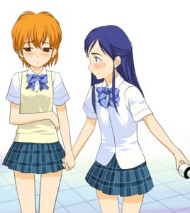 Rating: Safe Score: 6 Tags: a1 futari_wa_pretty_cure initial-g misumi_nagisa pretty_cure seifuku yukishiro_honoka User: Radioactive