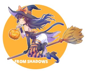 Rating: Safe Score: 13 Tags: blake_belladonna halloween heels iesupa pantyhose rwby tail witch User: saemonnokami