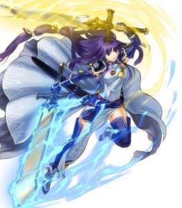 Rating: Questionable Score: 8 Tags: altina_(fire_emblem) armor chinadress fire_emblem fire_emblem:_akatsuki_no_megami fire_emblem_heroes heels kita_senri nintendo sword thighhighs User: fly24