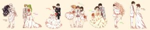 Rating: Safe Score: 24 Tags: amamiya_hibiya asahina_hiyori azami_(kagerou_project) dress enomoto_takane kagerou_project kano_shuuya kido_tsubomi kisaragi_momo kisaragi_shintarou kokonose_haruka kozakura_mary seto_kousuke tateyama_ayaka tateyama_ayano tateyama_kenjirou tsukihiko_(kagerou_project) wedding_dress User: Brufh