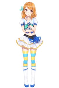 Rating: Safe Score: 17 Tags: love_live!_sunshine!! tagme thighhighs User: Radioactive