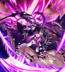 Rating: Safe Score: 29 Tags: armor fate/grand_order kaina_(tsubasakuronikuru) medusa_(lancer) rider thighhighs weapon User: Mr_GT