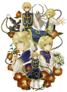 Rating: Safe Score: 3 Tags: hunter_x_hunter kurapika male stells User: charunetra