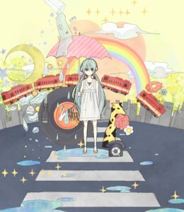 Rating: Safe Score: 5 Tags: dress hatsune_miku miya_(aes) vocaloid User: charunetra