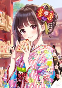 Rating: Safe Score: 42 Tags: kimono morikura_en User: hiroimo2