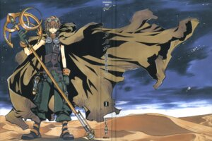 Rating: Safe Score: 4 Tags: clamp crease li_syaoran male tsubasa_reservoir_chronicle User: Share