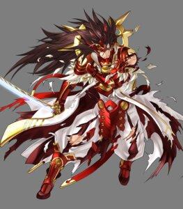 Rating: Safe Score: 2 Tags: armor fire_emblem fire_emblem_heroes fire_emblem_if kita_senri nintendo ryoma_(fire_emblem) sword torn_clothes transparent_png User: Radioactive