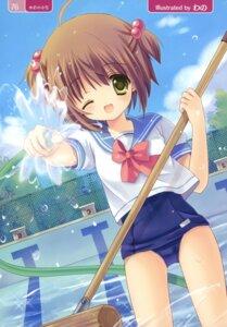 Rating: Safe Score: 23 Tags: school_swimsuit seifuku swimsuits wano User: petopeto