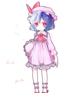 Rating: Safe Score: 7 Tags: curtain remilia_scarlet touhou User: charunetra