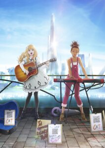 Rating: Safe Score: 8 Tags: dress guitar heels overalls pantyhose tagme User: Radioactive