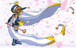 Rating: Safe Score: 3 Tags: card_captor_sakura heels kerberos kinomoto_sakura madhouse thighhighs weapon User: Omgix