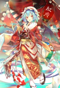 Rating: Safe Score: 30 Tags: kimono remilia_scarlet sakusyo touhou umbrella wings User: sym455