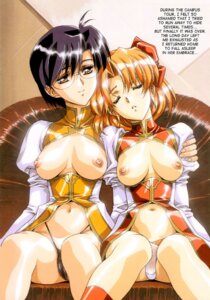 Rating: Questionable Score: 25 Tags: breasts cameltoe dress kaede megane nipples no_bra open_shirt pantsu pubic_hair rachel_shiori_guardian ragnarock_city see_through urushihara_satoshi yuri User: GP