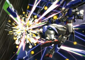Rating: Safe Score: 10 Tags: 00_qan[t] gundam gundam_00 gundam_00:_a_wakening_of_the_trailblazer mecha User: Radioactive