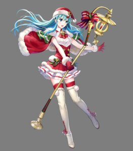 Rating: Questionable Score: 15 Tags: asatani_tomoyo christmas dress eirika fire_emblem fire_emblem:_seima_no_kouseki fire_emblem_heroes nintendo tagme thighhighs transparent_png weapon User: Radioactive