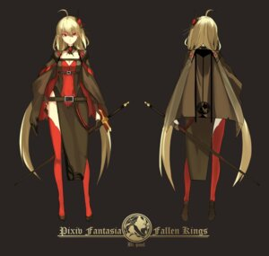 Rating: Safe Score: 55 Tags: elf pixiv_fantasia pixiv_fantasia_fallen_kings pointy_ears saberiii sword User: JCorange