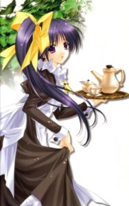 Rating: Safe Score: 11 Tags: itou_noemi kimizuka_aoi maid with_you User: Davison