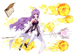 Rating: Questionable Score: 11 Tags: dress elsword harin_0 heels thighhighs weapon User: Dreista