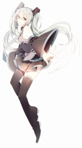 Rating: Safe Score: 10 Tags: hatsune_miku heels tagme thighhighs vocaloid User: charunetra